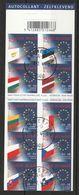 Postzegelboekje 44 Europénne / Europa Oblit/gestp - Booklets 1953-....