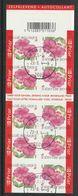 Postzegelboekje 45 Fleurs / Impatiens Oblit/gestp - Booklets 1953-....
