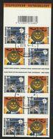Postzegelboekje 46 Halloween Oblit/gestp - Booklets 1953-....