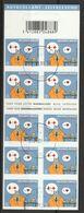Postzegelboekjes 88 Croix Rouge /Rode Kruis Oblit/gestp - Booklets 1953-....