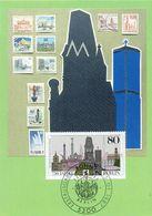 Germany / Berlin - Mi-Nr. 776 Maxicards (H630) - [5] Berlijn