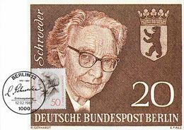Germany / Berlin - Mi-Nr. 779 Maxicards (H631) - [5] Berlijn