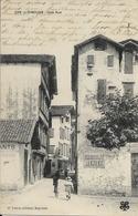 64 CIBOURE - Une Rue - Ciboure