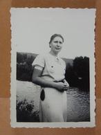 7 Photos D'amateur Landelies 1937 Et 1942 - Orte