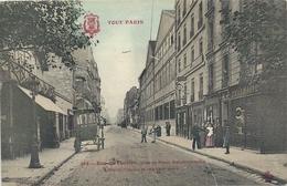 2020 - SEINE - 75 - PARIS - TOUT PARIS - Rue Du Theâtre Depuis Place St Charles - Usine Mors XVème - France