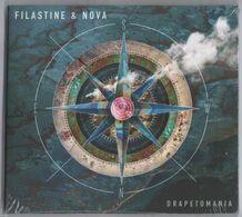 CD 12 TITRES FILASTINE & NOVA DRAPETOMANIA NEUF & RARE - Musique & Instruments