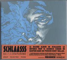 CD 15 TITRES SCHLAASSS CASA PLAISANCE NEUF & RARE - Musique & Instruments