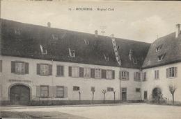 67 MOLSHEIM - Hôpital Civil - Molsheim