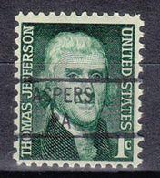 USA Precancel Vorausentwertung Preo, Locals Pennsylvania, Aspers 841 - Estados Unidos