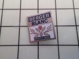 216A Pin's Pins / Beau Et Rare / THEME : BOISSONS / ANISETTE BERGER BLANC ANIS - Bierpins