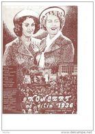 12708 -  Affiche Du Cinéma Koncert  /  Concert En 1936  (1978) - Manifesti Su Carta