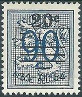 Belgium 1954 - Mi 988 - YT 942 ( Number On Herladic Lion ) MNH** - 1951-1975 Heraldic Lion