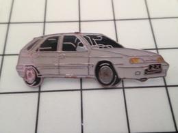 216A Pin's Pins / Beau Et Rare / THEME : AUTOMOBILES / CITROEN ZX GRIS PERLE - Citroën