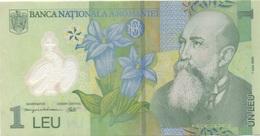 Roumanie Romania : 1 Leu 2005 En Plastique Bon état - Roemenië
