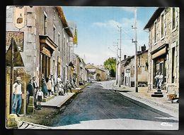 CPM 87 - Oradour-sur-Glane, Rue Centrale De L'ancien Village - Oradour Sur Glane