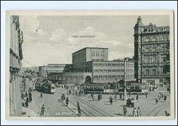XX10566-060./ Halle Am Steintor Straßenbahn 1931 AK - Ohne Zuordnung