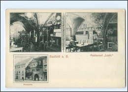 XX10514-073./ Saalfeld Restaurant Loch AK - Deutschland