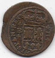 Espagne - 2 Maravedis  1718 - First Minting