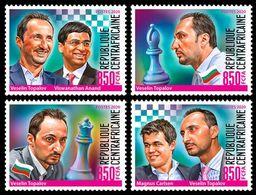 Central Africa 2020 Ayrton Senna ,chess  S202006 - Repubblica Centroafricana
