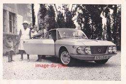 PHOTO ANCIENNE  VOITURE  LANCIA   AUTOMOBILE - Automobiles