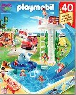 Catalogue Playmobil 2014 Avec Au Centre Le Catalogue D'articles Complementaires - Playmobil