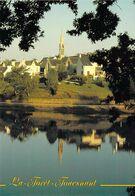 29 - La Forêt Fouesnant - Au Fond, La Baie - Eglise Et Calvaire (XVIe Siècle) - Fouesnant