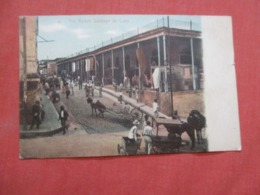 Market Santiago Crease  Right Border Side  Cuba    Ref 4253 - Cuba