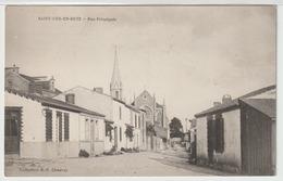 Saint- Cyr- En- Retz : Rue Principale . - Autres Communes