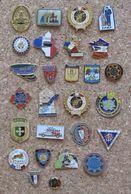Lot De Pin's Police - Badges