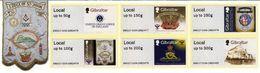 Gibraltar   2017  Grand Lodge   Post & Go                 Postfris/mnh/neuf - Gibraltar