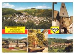 Herrstein An Der Deutschen Edelsteinstrasse - Lkr. Birkenfeld - 5 Ansichten (2) - Birkenfeld (Nahe)