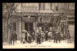 CINEMA - TOULON (VAR) - LE CINEMA POPULAIRE - Kino & Film