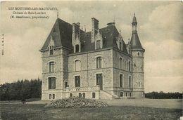 Moutiers Les Mauxfaits * Château De Bois Lambert * AMELINEAU Propriétaire - Moutiers Les Mauxfaits