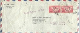CARTA 1941 - FDC
