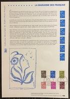 France - Document Philatélique - Premier Jour - FDC - Marianne - 2005 - 2000-2009