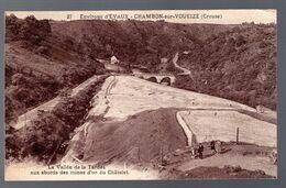 Chambon Sur Voueize, La Vallée De La Tardes Aux Abords Des Mines D'or Du Chatelet - Chambon Sur Voueize