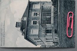 SCHAERBEEK : Pensionnat De SAINTE-FAMILLE HELMET - Habitation De M. Le Chanoine Du ROUSSAUX  En 1907 - Schaarbeek - Schaerbeek