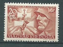 Hongrie - Série Yvert N° 596  **  -  Pa 18702 - Unused Stamps