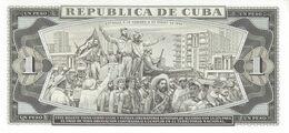 REPUBLIC OF C. P. 102b 1 P 1979 UNC - Cuba