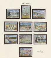 Used Stamps, Lot, Angola, Fomento, Empreendimentos De Angola, 1965  (Lot 485) - Angola