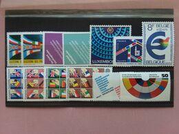 GRAN BRETAGNA 1979 - Parlamento Europeo 7 Paesi Nuovi ** + Spese Postali - 1952-.... (Elizabeth II)