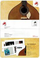 Portugal 2012 , Brochure  Pagela , Fado ,My Stamp Album , Portuguese Palaces , Sustainable Energy - Autres (àpd. 1941)