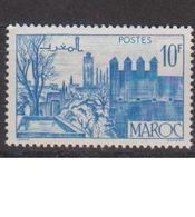 MAROC       N°  YVERT   260    NEUF AVEC CHARNIERES      ( CHAR   03/53 ) - Nuovi
