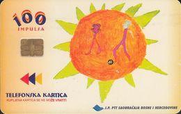 Bosnien Chip Nr.25 - Olympia 1999 - Special - North Carolina - Bosnie