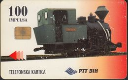 Bosnien Chip Nr.41 - Railway - Train - Lokomotive - Bosnie