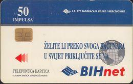 Bosnien Chip Nr.14 - BIH Net - World - Bosnie