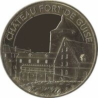 2018 MDP227 - GUISE - Château Fort De Guise / MONNAIE DE PARIS - 2018