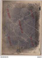 Au Plus Rapide Guerre 1914 1918 WW1 Photo Aérienne Marchélepot Somme 22 Septembre 1916 - 1914-18