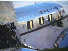 Avion / Airplane / PEGASE TV / Lockheed 12A Electra - 1946-....: Era Moderna