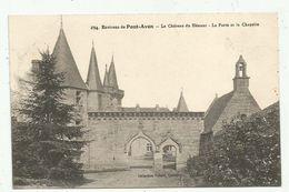 Névez (29 - Finistère)  Château De Hénan - La Porte Et La Chapelle - Névez